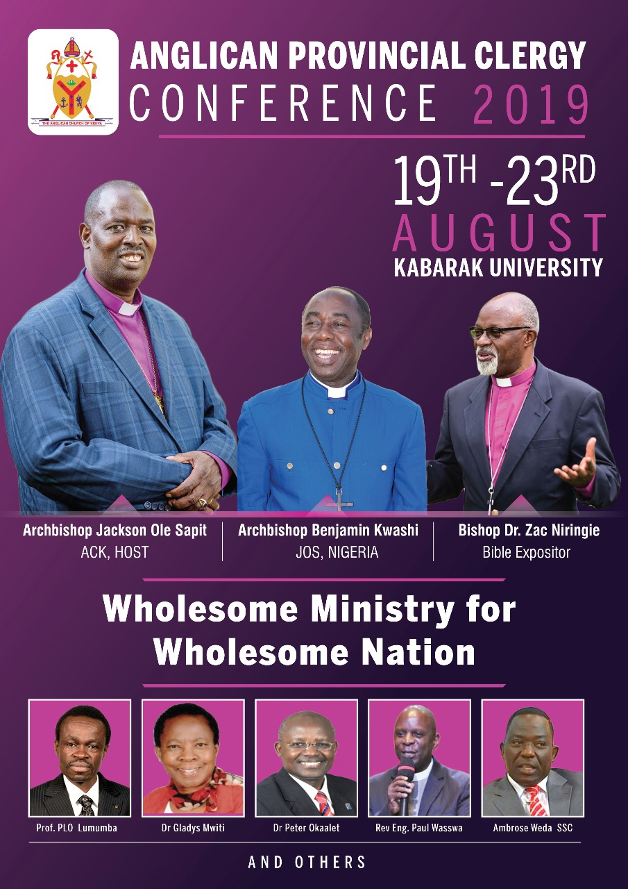 ACK – ANGLICAN CHURCH OF KENYA