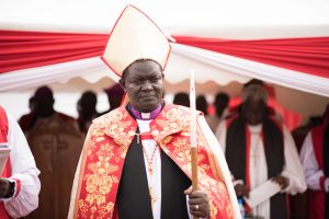 The Rt. Rev. Simon Onyango