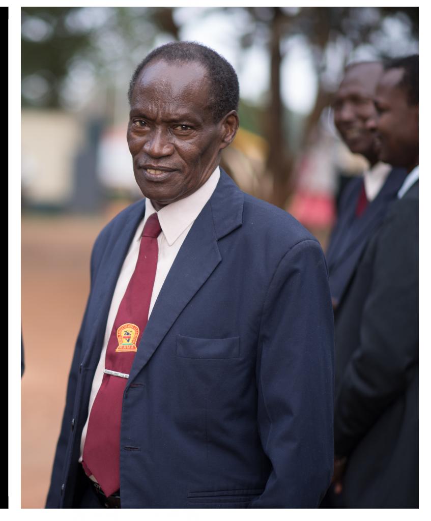A Memory of Love: Celebrating the Life of Samuel Matheri Njoroge
