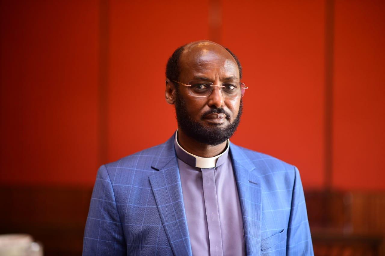 Rev. Canon Prof. Joseph Galgalo