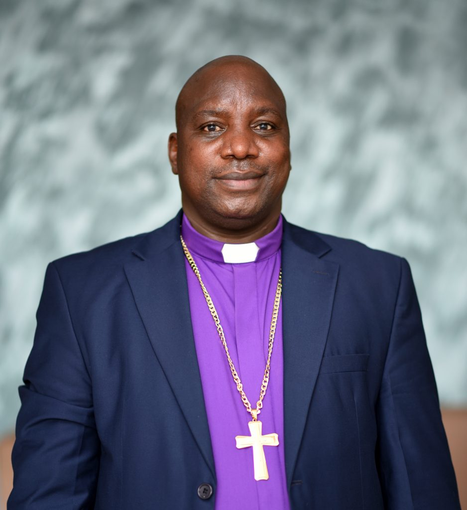 Bishop David Nkaabu Takes over as the 3rd Bishop of the ACK Diocese of Meru